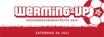 Werming-up, zaterdag 30 juli