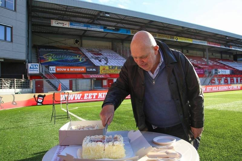 Willy Brokamp keer terug in De Geusselt