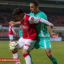25. MVV - FC Dordrecht • powered by PubliciteitVisie.nl
